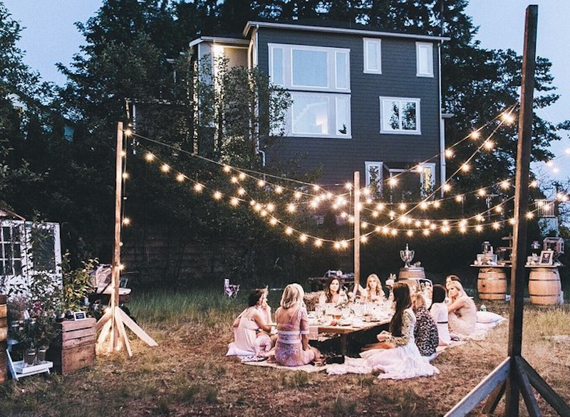 sleepover perth hens party idea