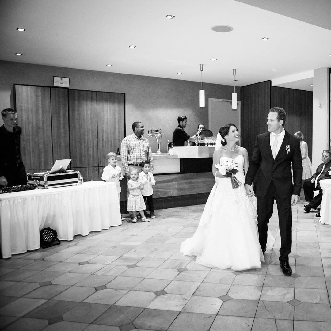 Perth Wedding DJ and MC