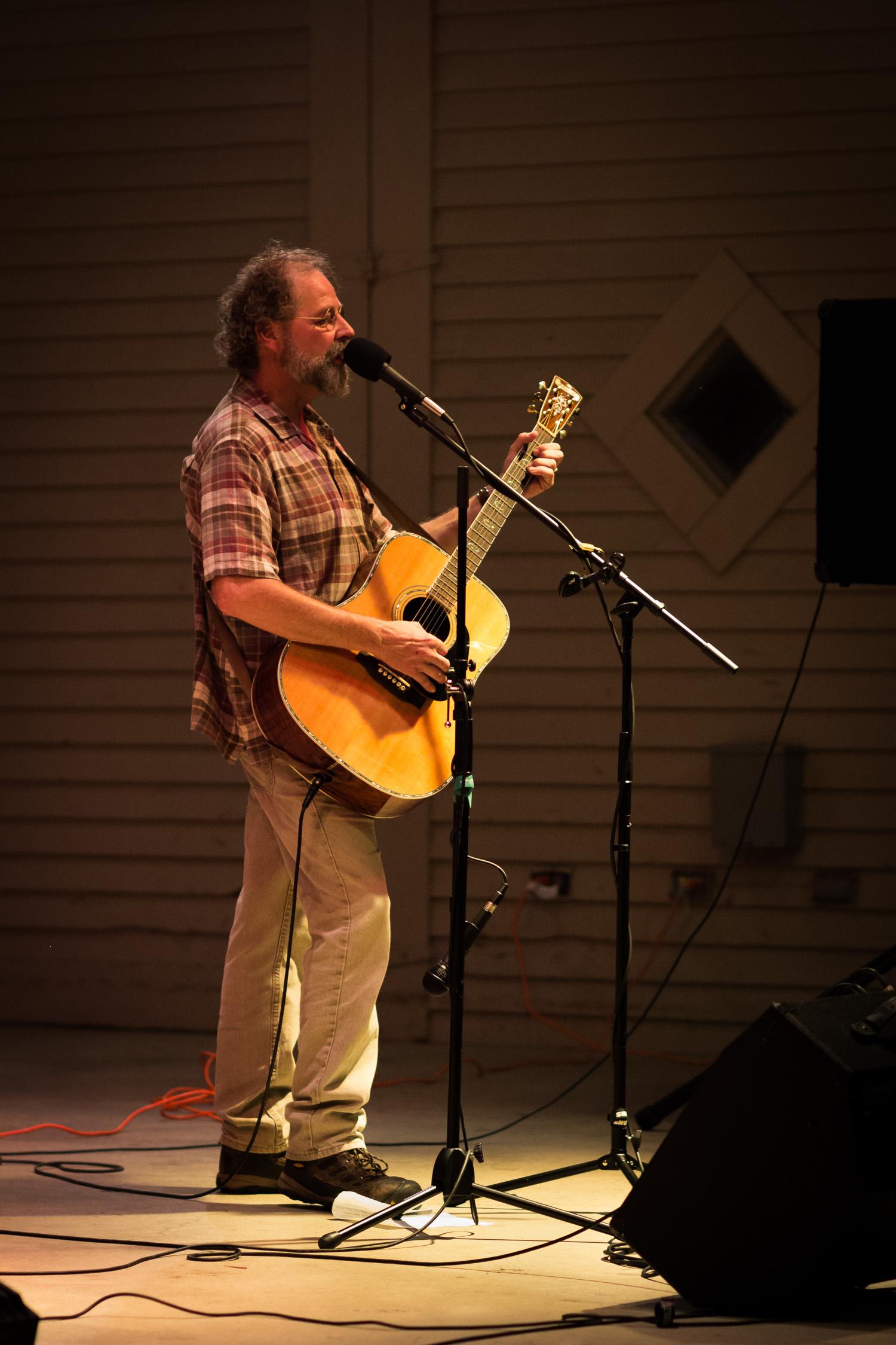 George VanDusen -Guitar, Vocals