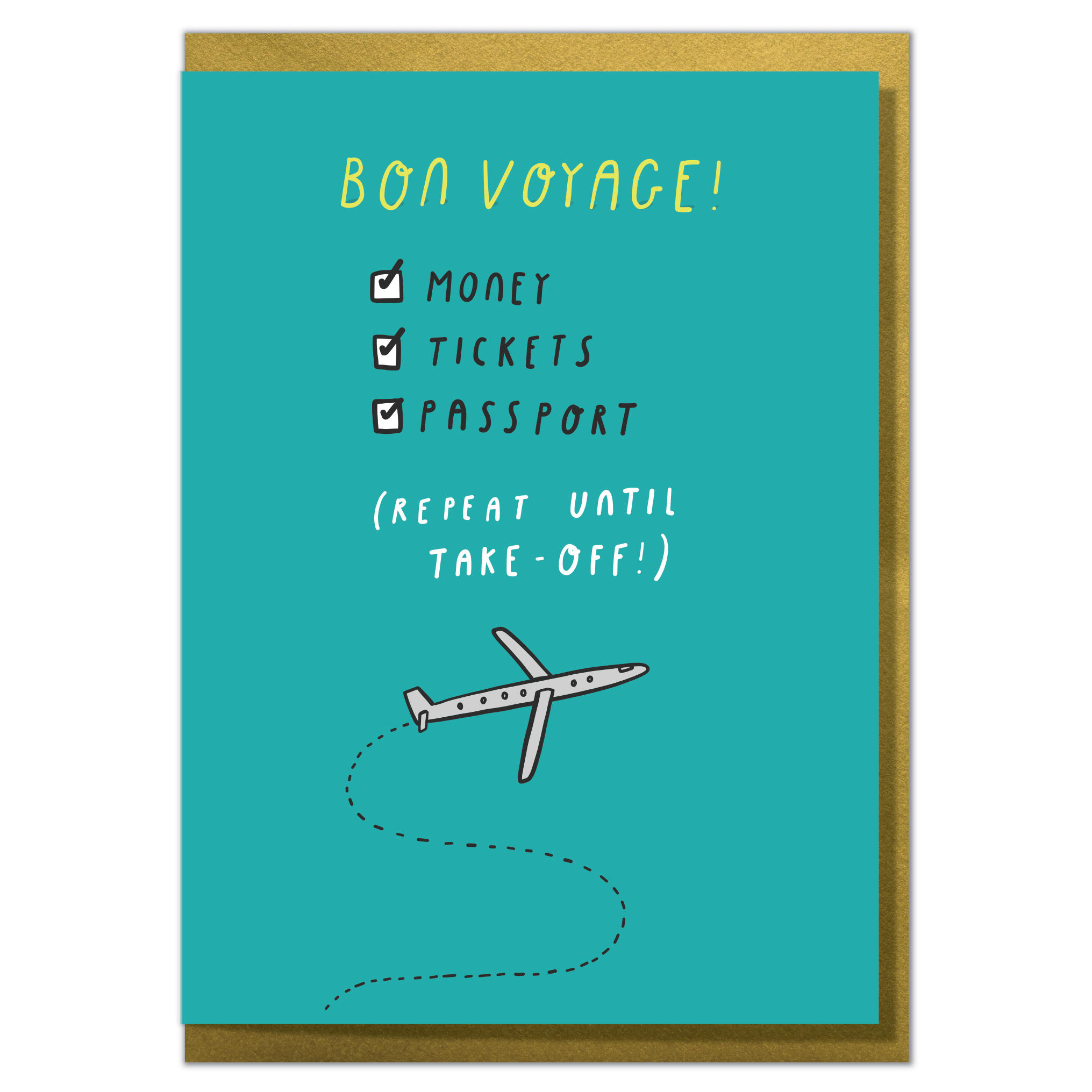 Yi47 Bon Voyage Money Passport