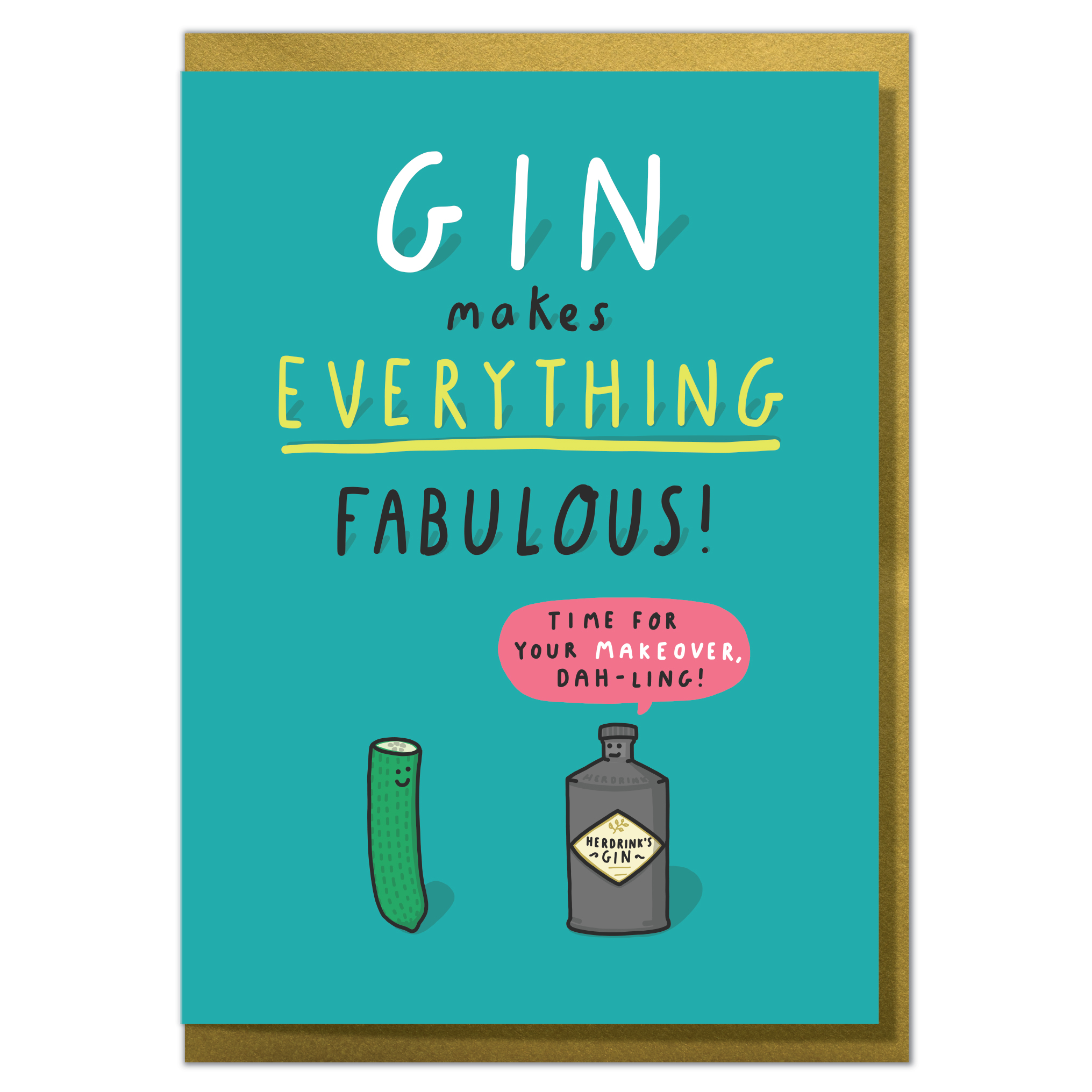 Yi68 Gin Makes Everything Fabulous