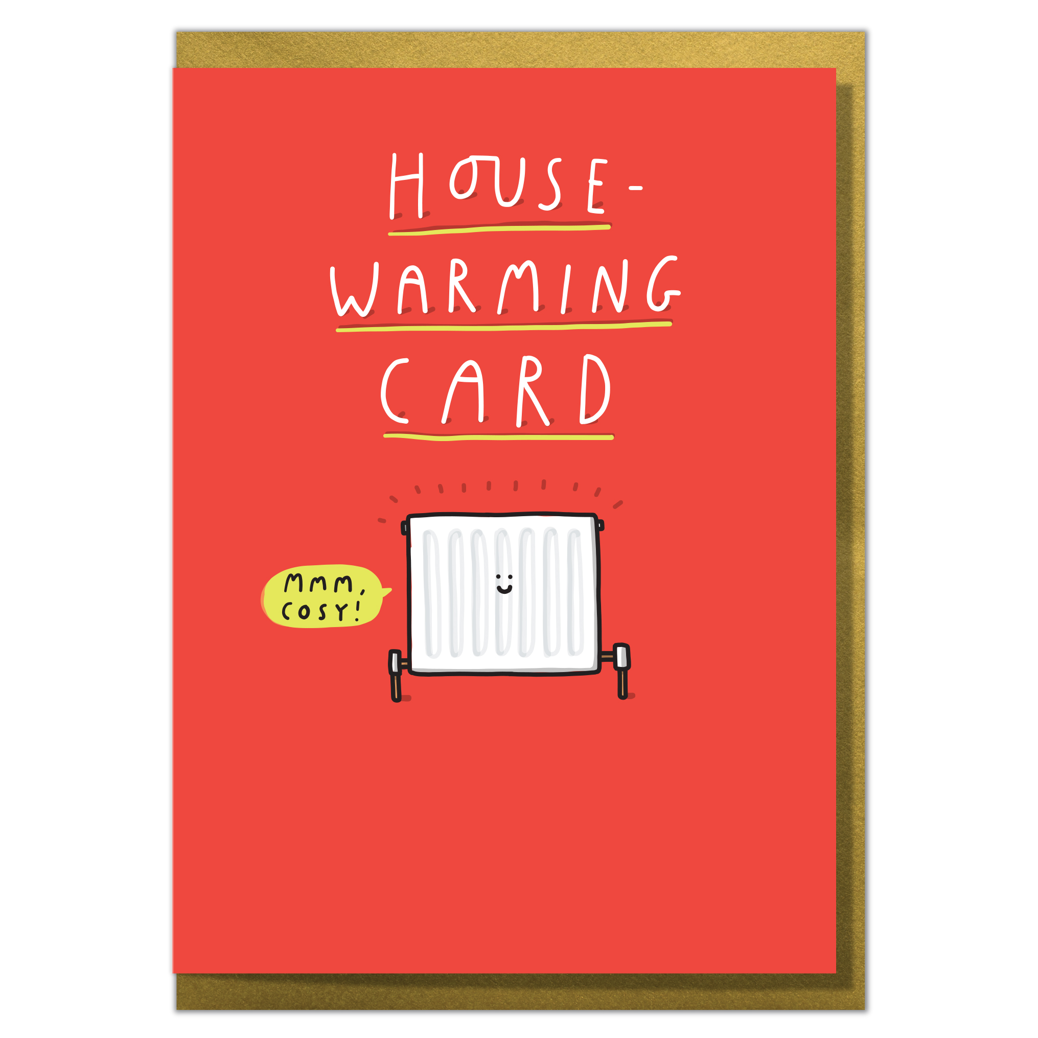 Yi154 Housewarming Card