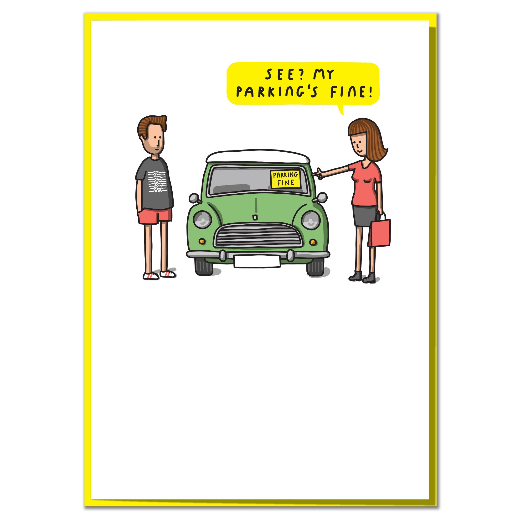 MM19 Parking Fine