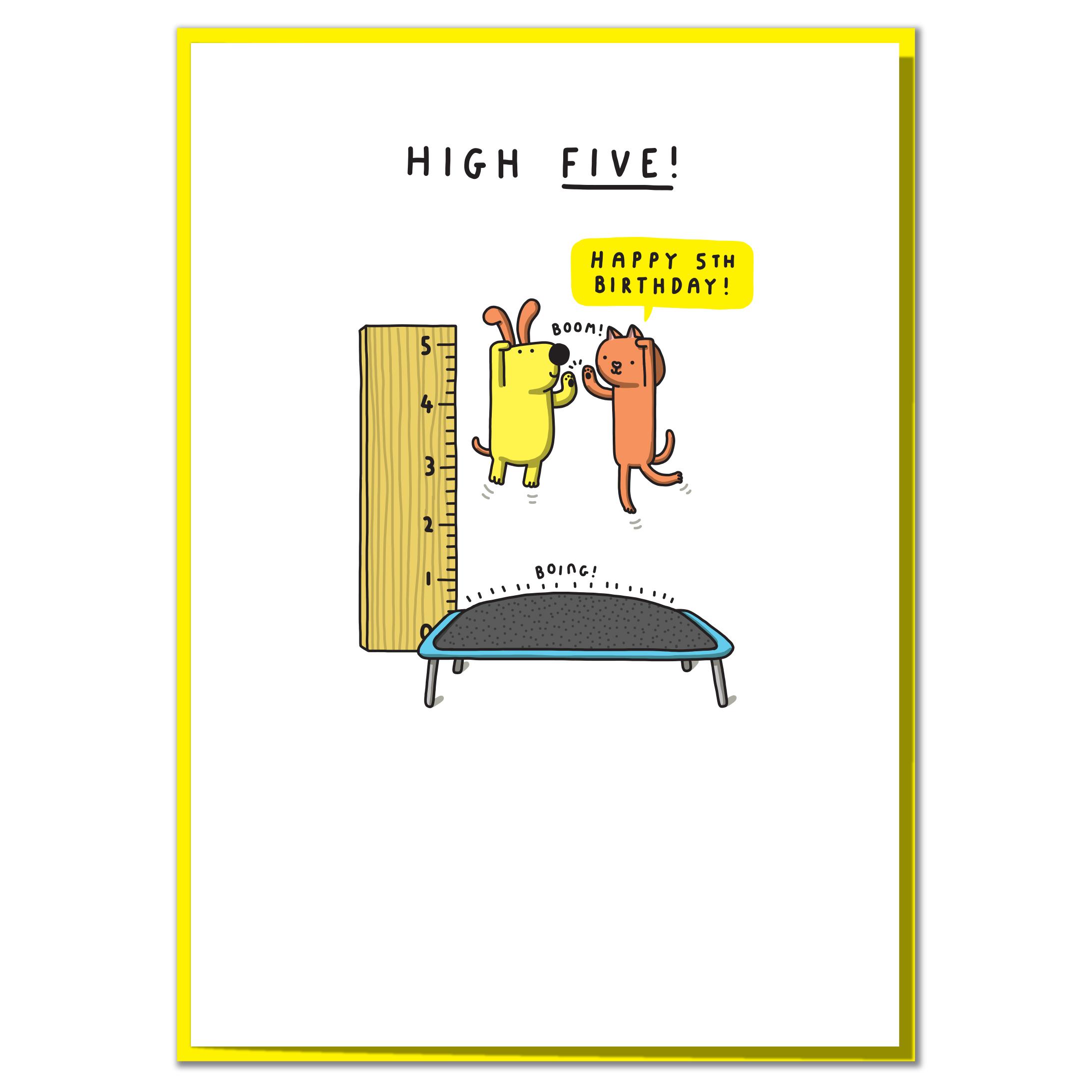HT5 High FIVE!