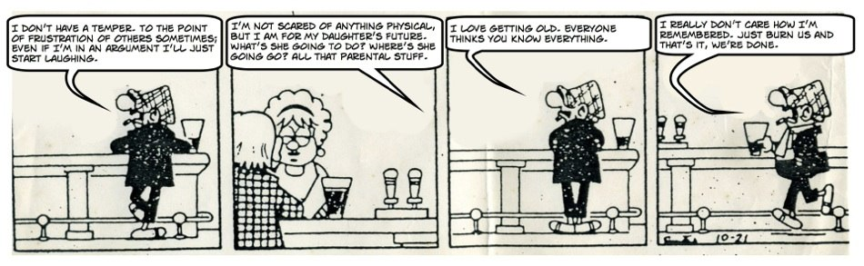 ANDY CAPP vs. ANDY MCNAB