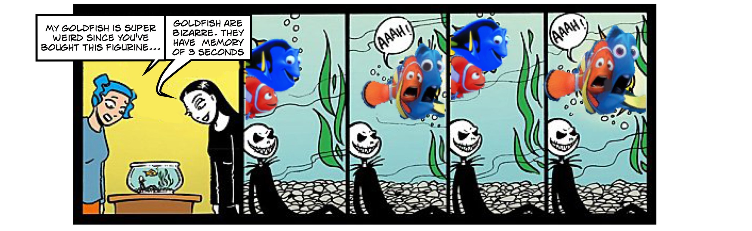NEMI vs. FINDING NEMO
