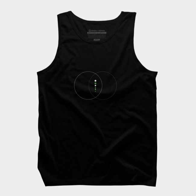 Inception (White) Tank Top