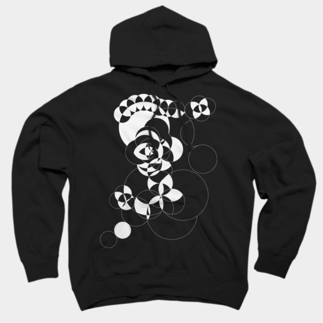 The Vision (White) Hoodie