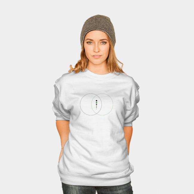 Inception (Black) Sweatshirt