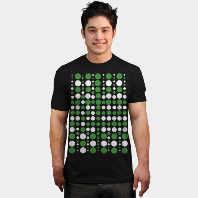 Drops (White) T-Shirt