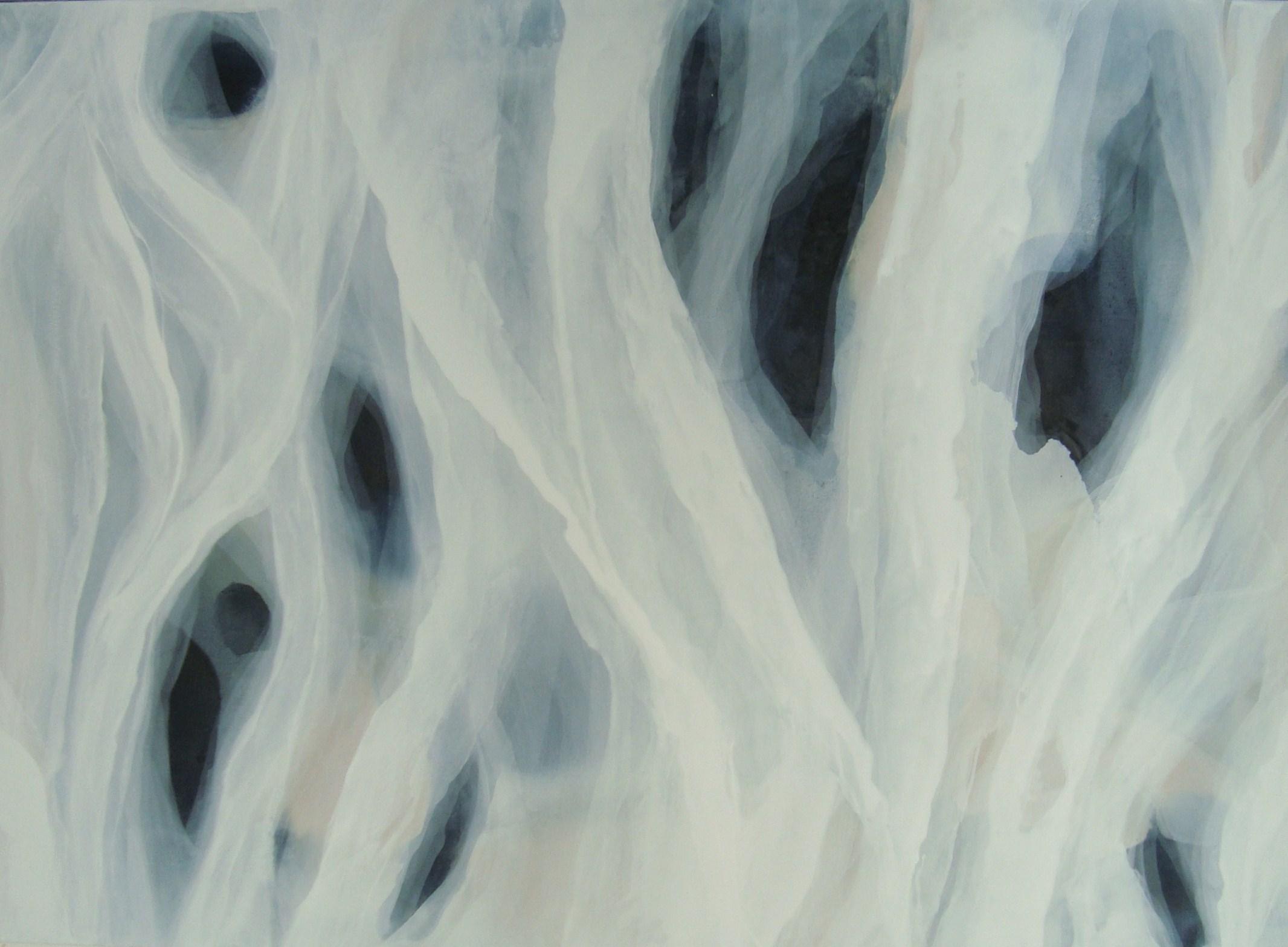 S/T 100 x 140 cm. acrílico en lienzo.