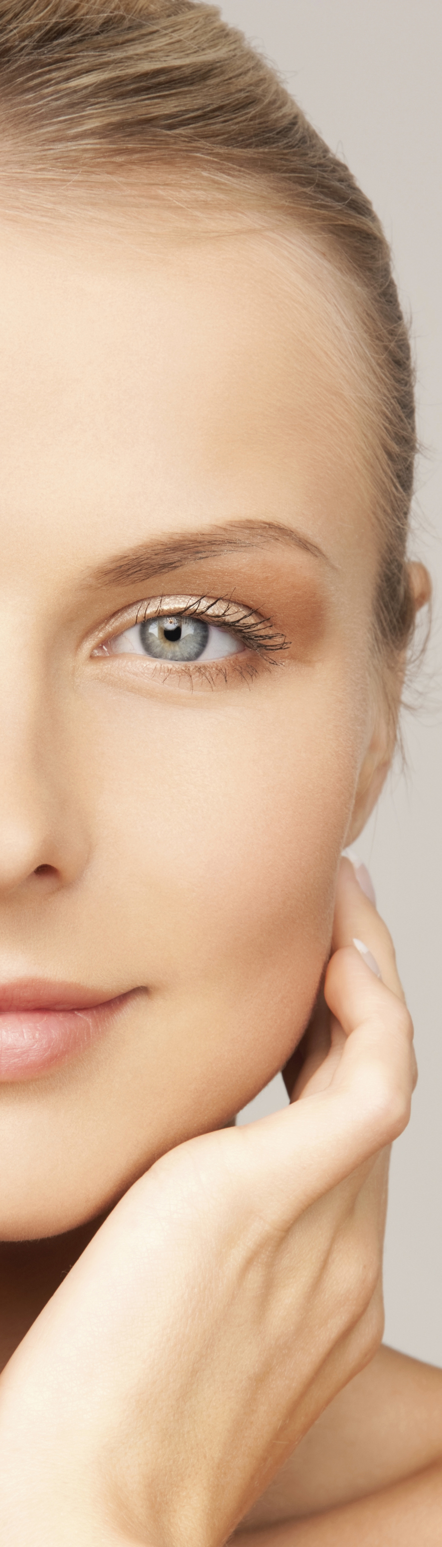Click to book your eMatrix treatment.  It's safe for all skin types, and there is no downtime.