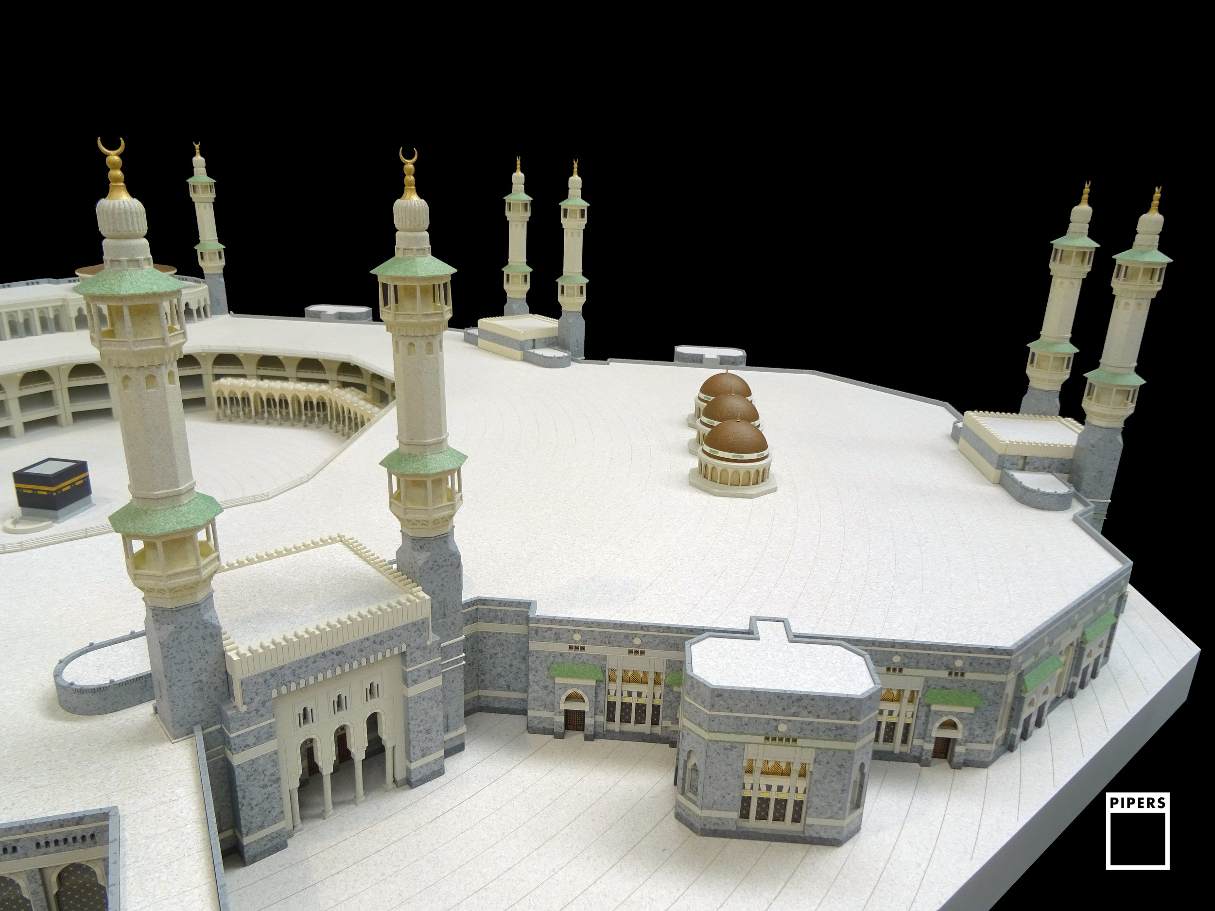 ARABIC ISLAMIC SCIENCE MUSEUM — Pipers Model Makers