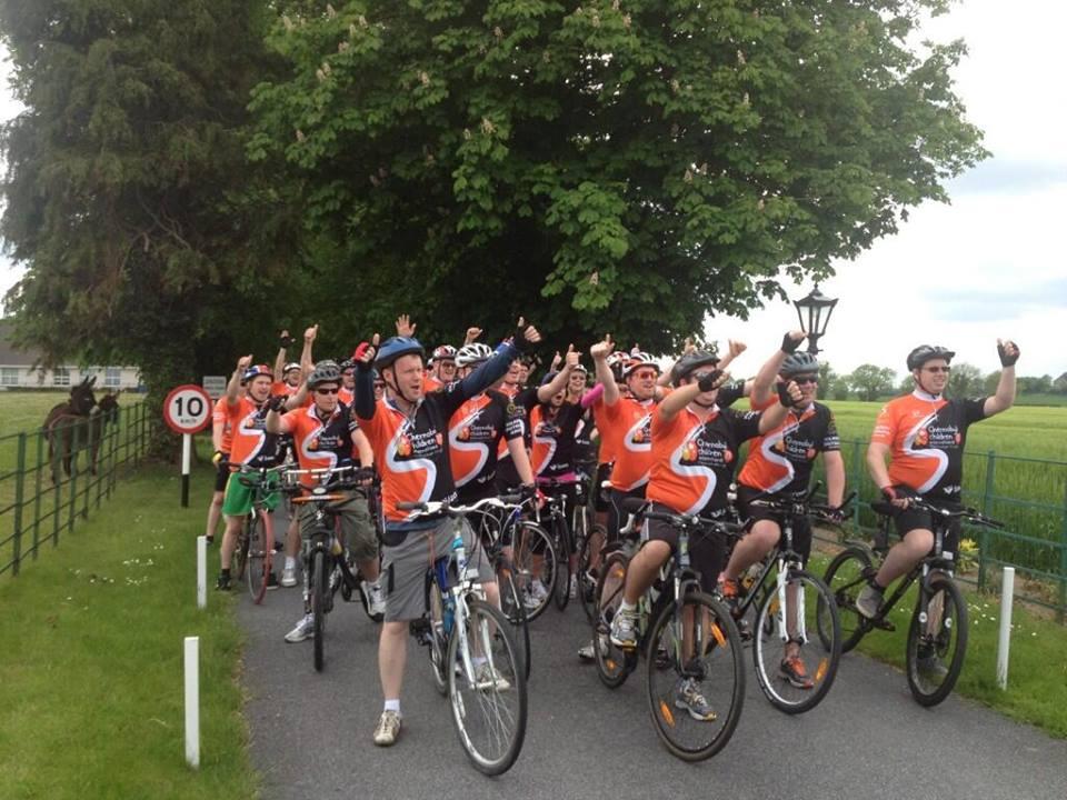Kilkenny Outreach Group & Chernobyl Children- The Mary Slattery Memorial Cycle