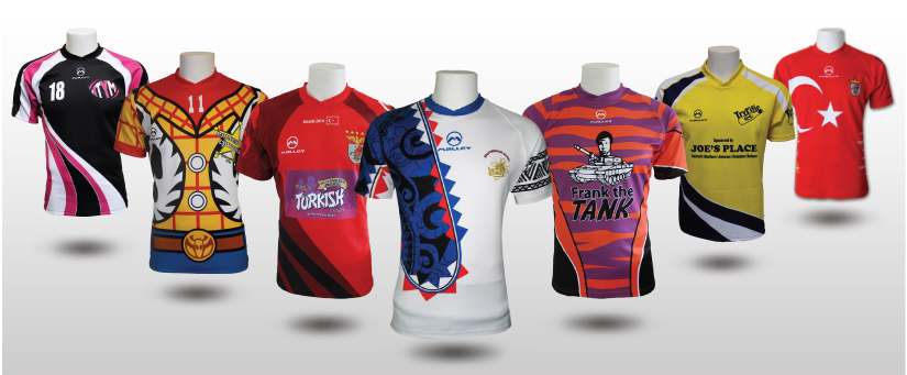 Tag rugby Kit