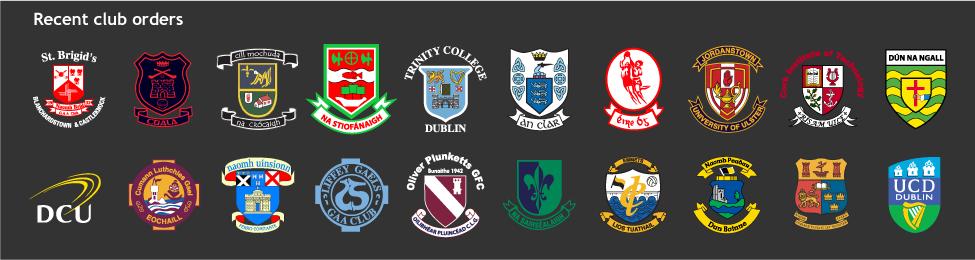 MALLEY GAA CLUB DESIGNS