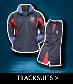 malley custom made tracksuits