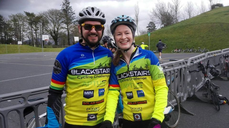 Blackstairs Cycling Challenge /Malley cycling jerseys