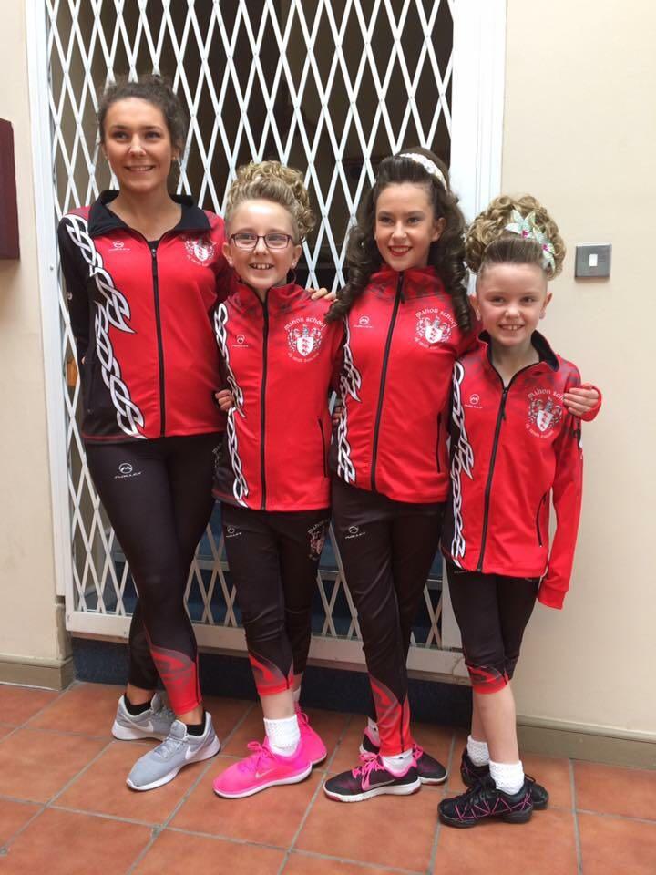 The Mahon School Of Irish Dancing