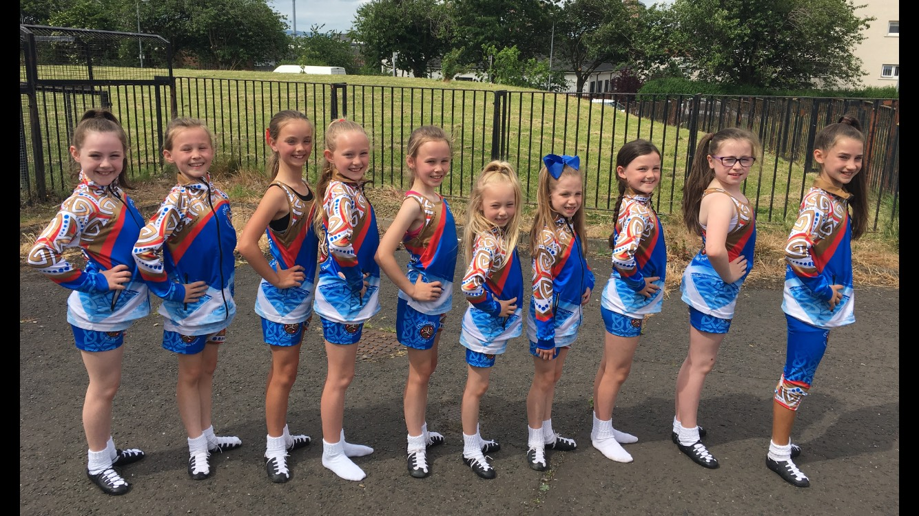 McLaughlin School of Irish Dance, Glasgow