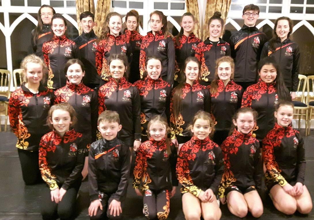 Ryan School of Irish Dance, Ireland
