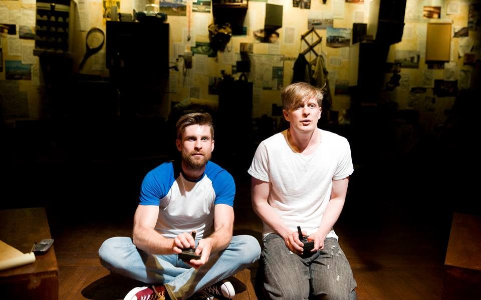 Stalking the Bogeyman, Southwark Playhouse, London, UK