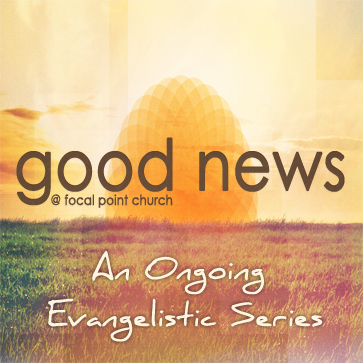 GOOD NEWS  May 4