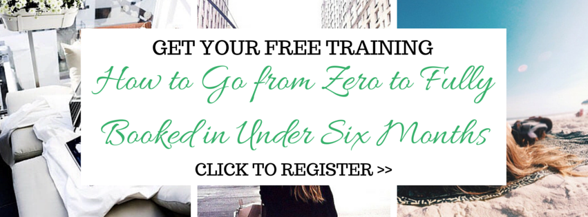 CLICK TO ACCESS THE FREE TRAINING!