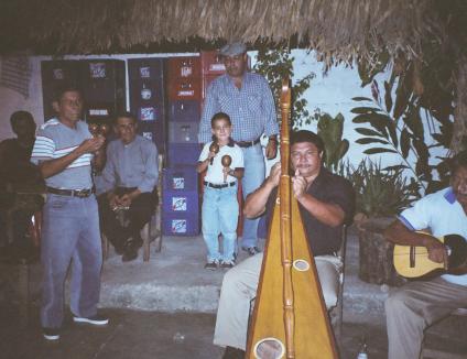 At caney del arpa, guanare, venezuela, 2006