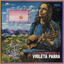Chilena Violetta Parra sings Gracias a la Vida