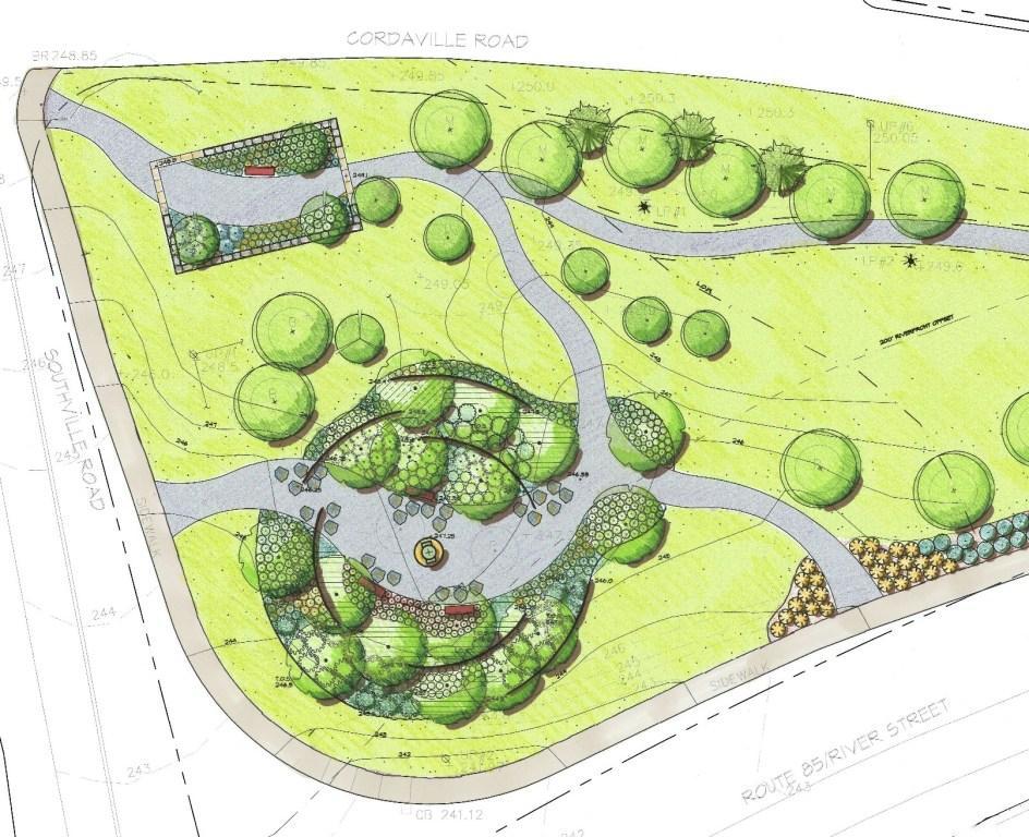 Triangle Park Radner Design Associates Inc