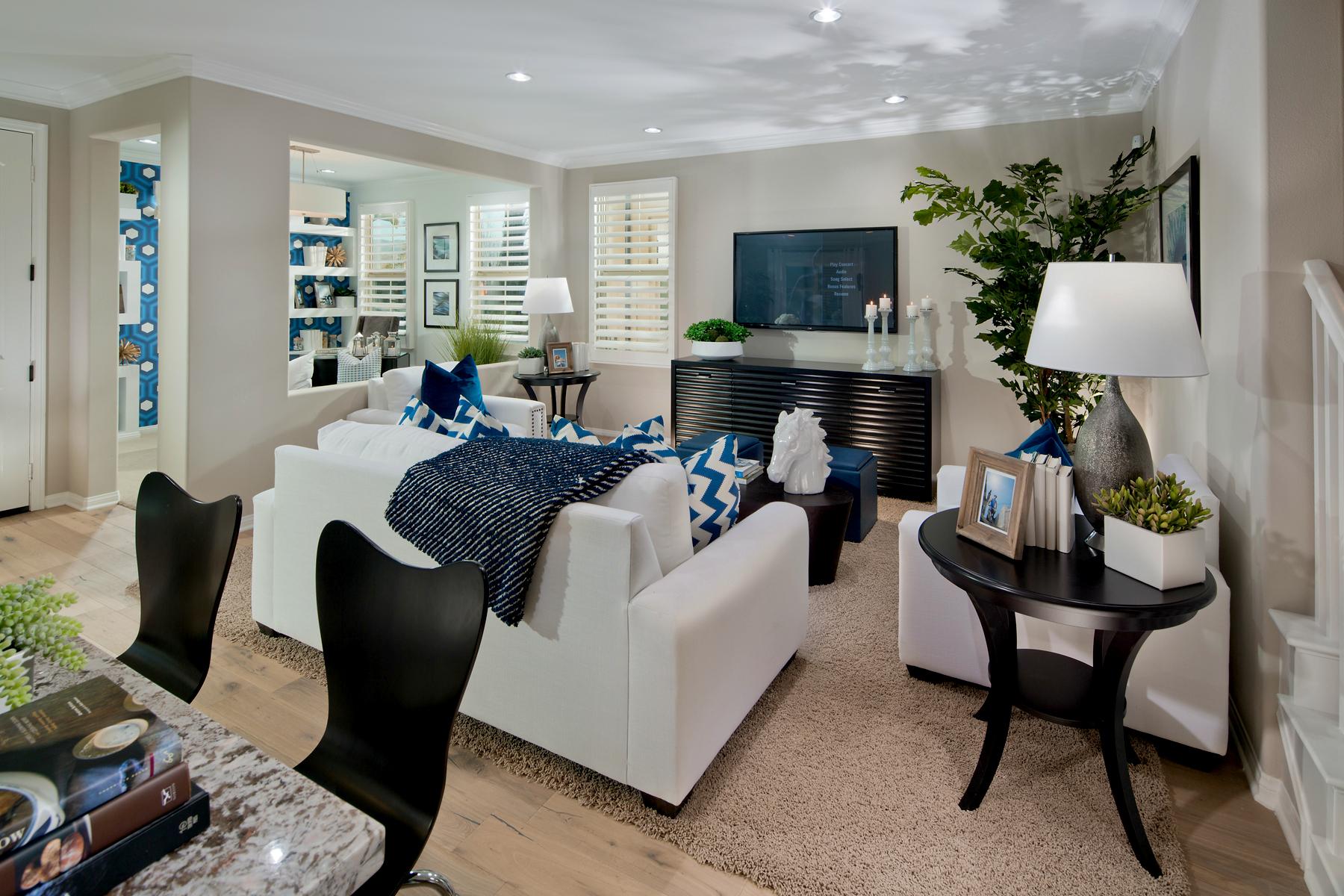 Ryland Homes  Acacia Irvine, CA