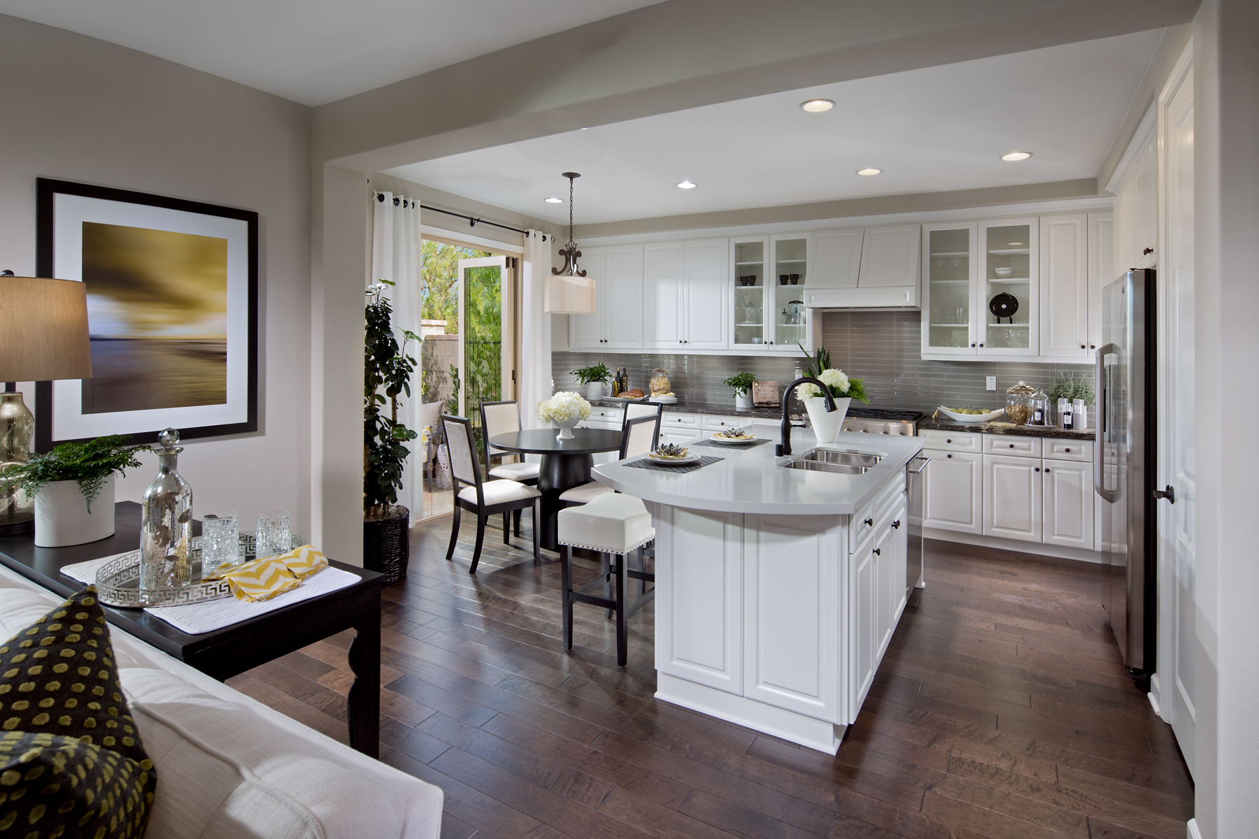 Warmington Residential  Crystal View Chino Hills, CA
