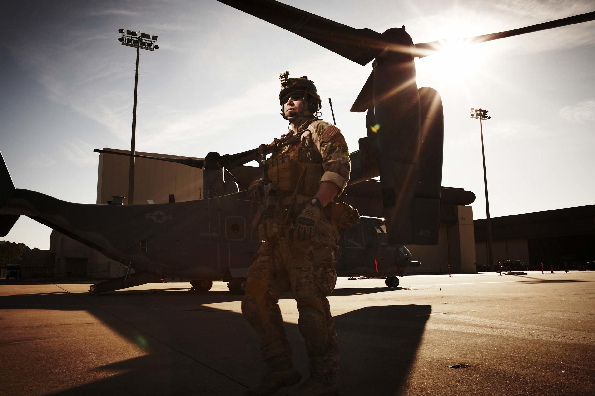 Air Force Special Ops - Hurlburt Field, Pensacola, FL