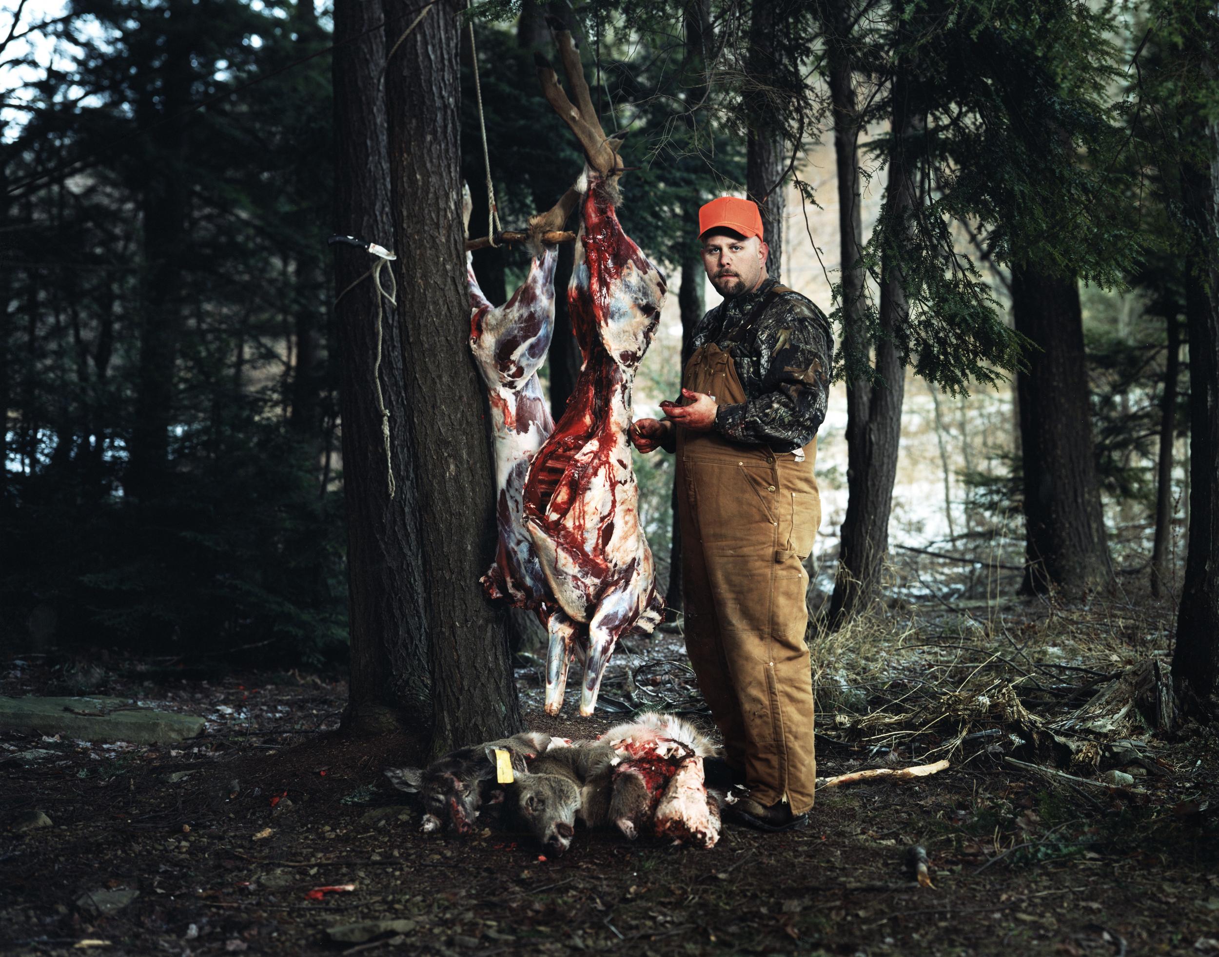 Deer hunter - Bucks County, PA
