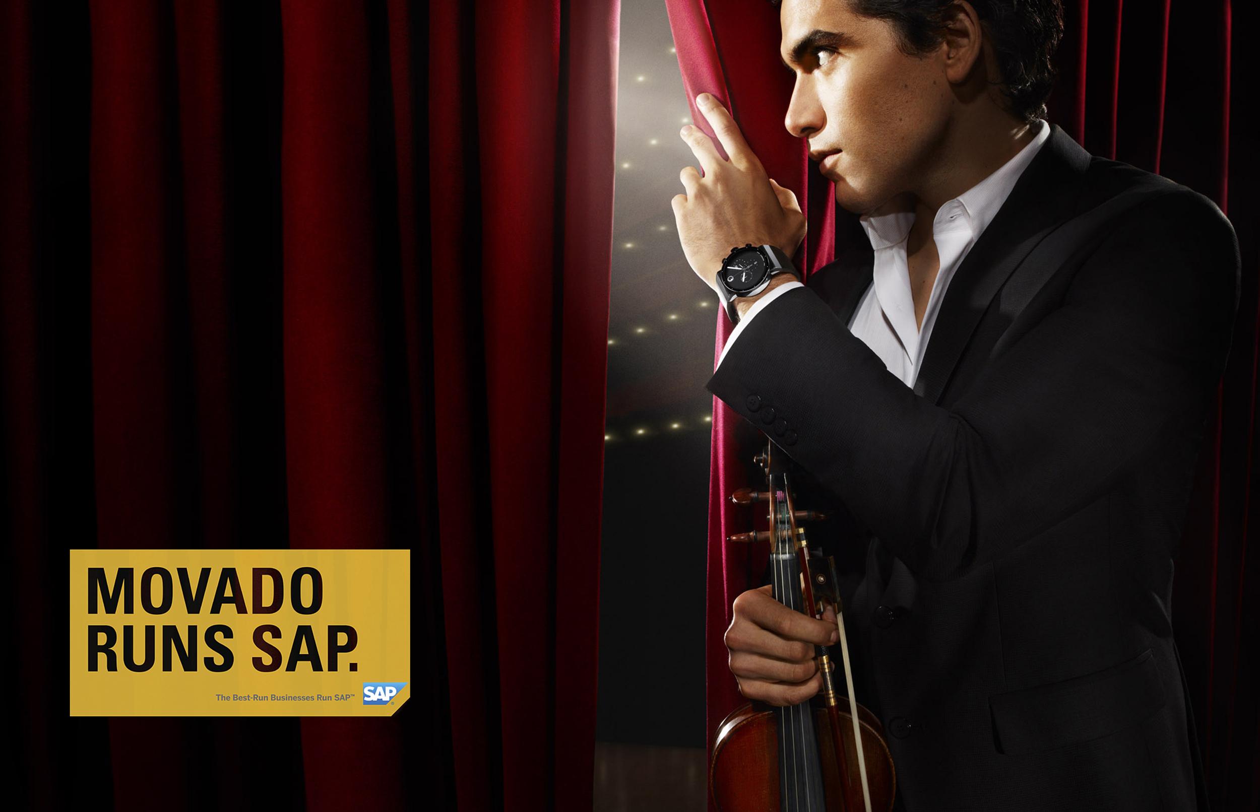 Movado / SAP - New York CIty