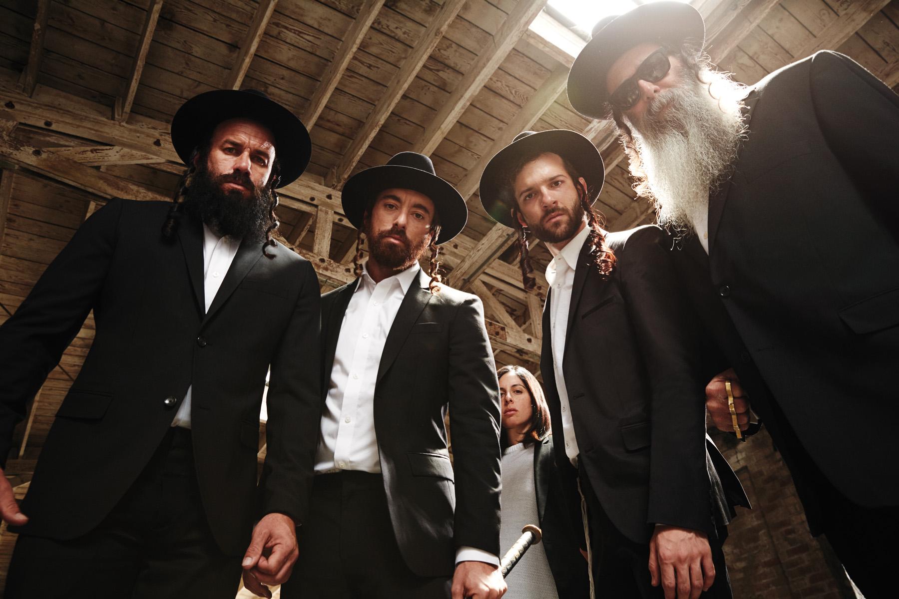 The Orthodox Hit Squad - GQ - Los Angeles, CA