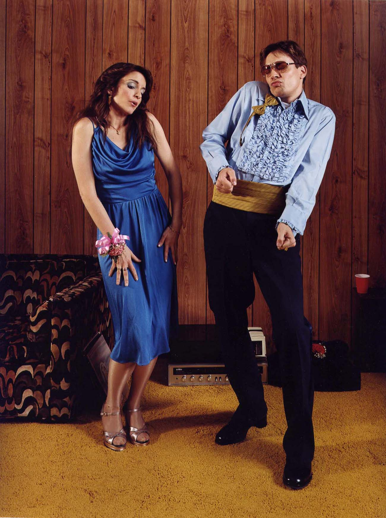 Jimmy Fallon and Tina Fey - New York City