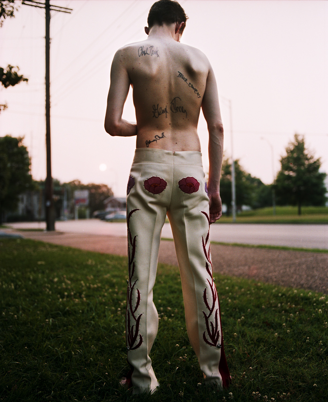 Gram Parsons' Nudie Pants - Nashville, TN