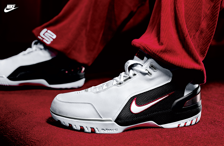 Lebron James shoe for Nike - Los Angeles, CA