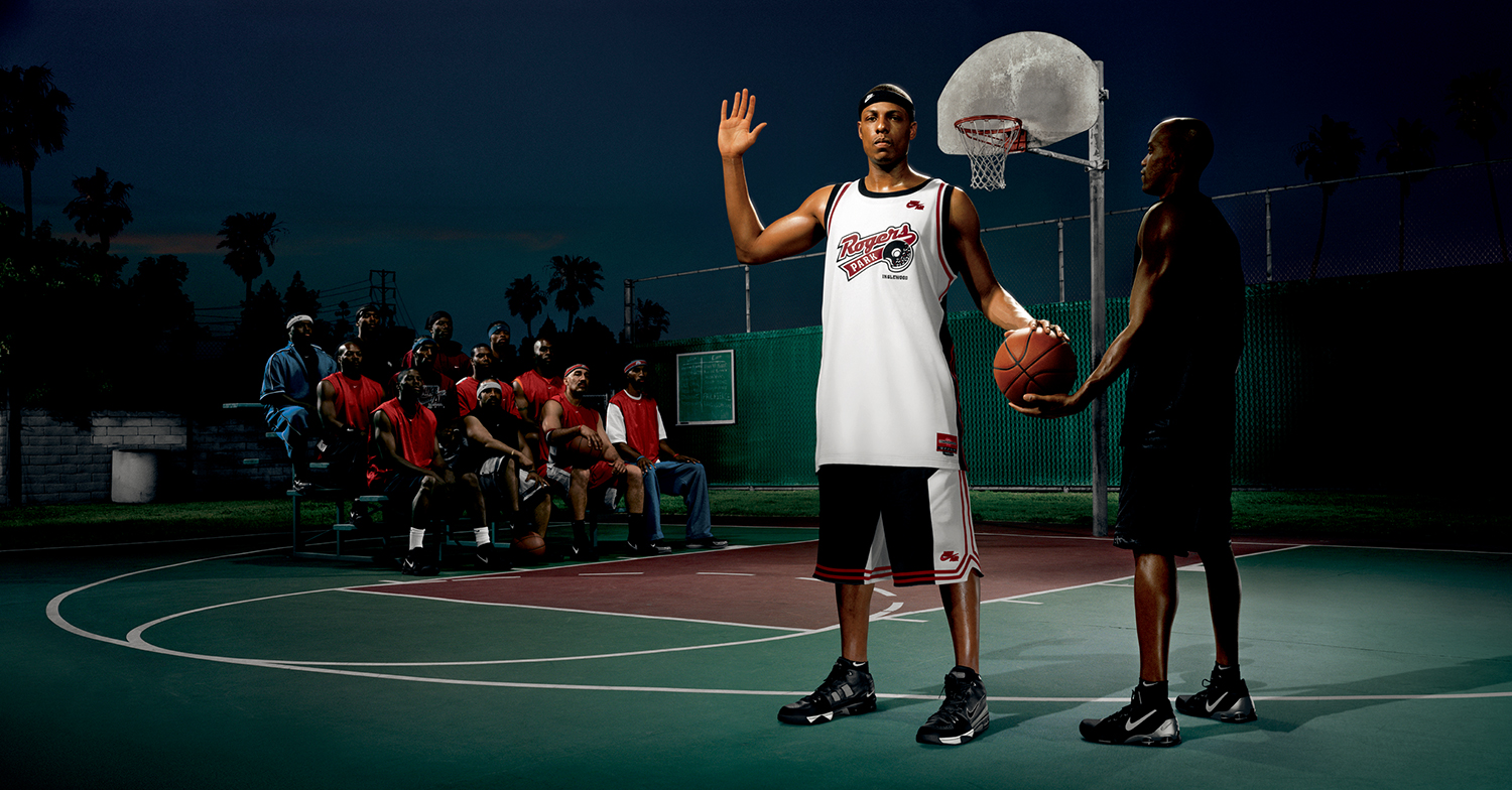 """Paul Pierce """"The Truth"""" for Nike - Los Angeles, CA"""