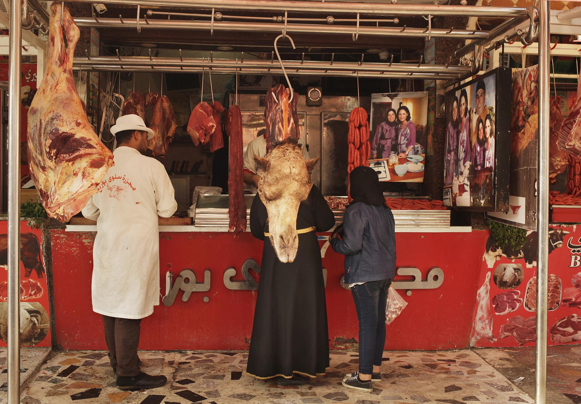 Souk Hay Salama - Casablanca, Morocco