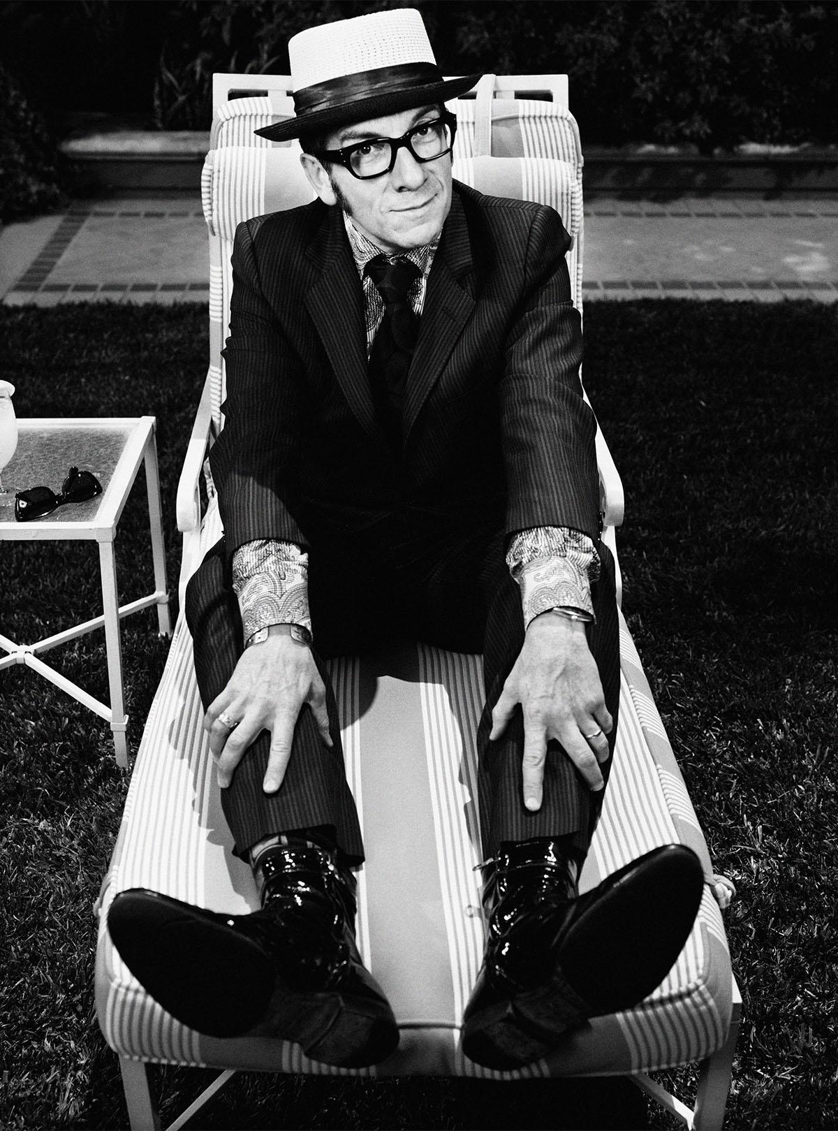 Elvis Costello - Los Angeles, CA