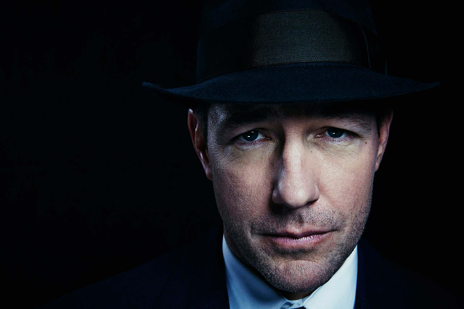 Edward Burns for TNT's Public Morals - New York City