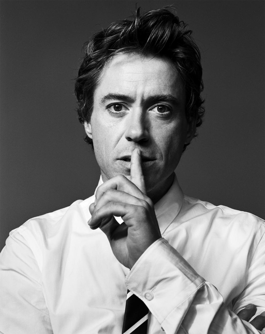 Robert Downey Jr. - Los Angeles, CA