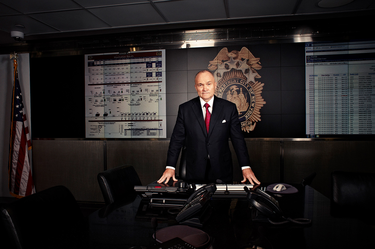 Ray Kelly - Former Police Commissioner of New York City