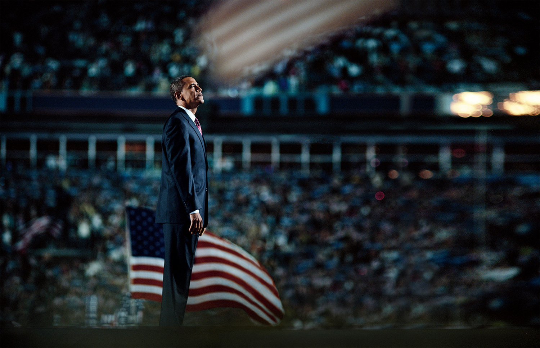 Barack Obama - Democratic National Convention - Denver, CO
