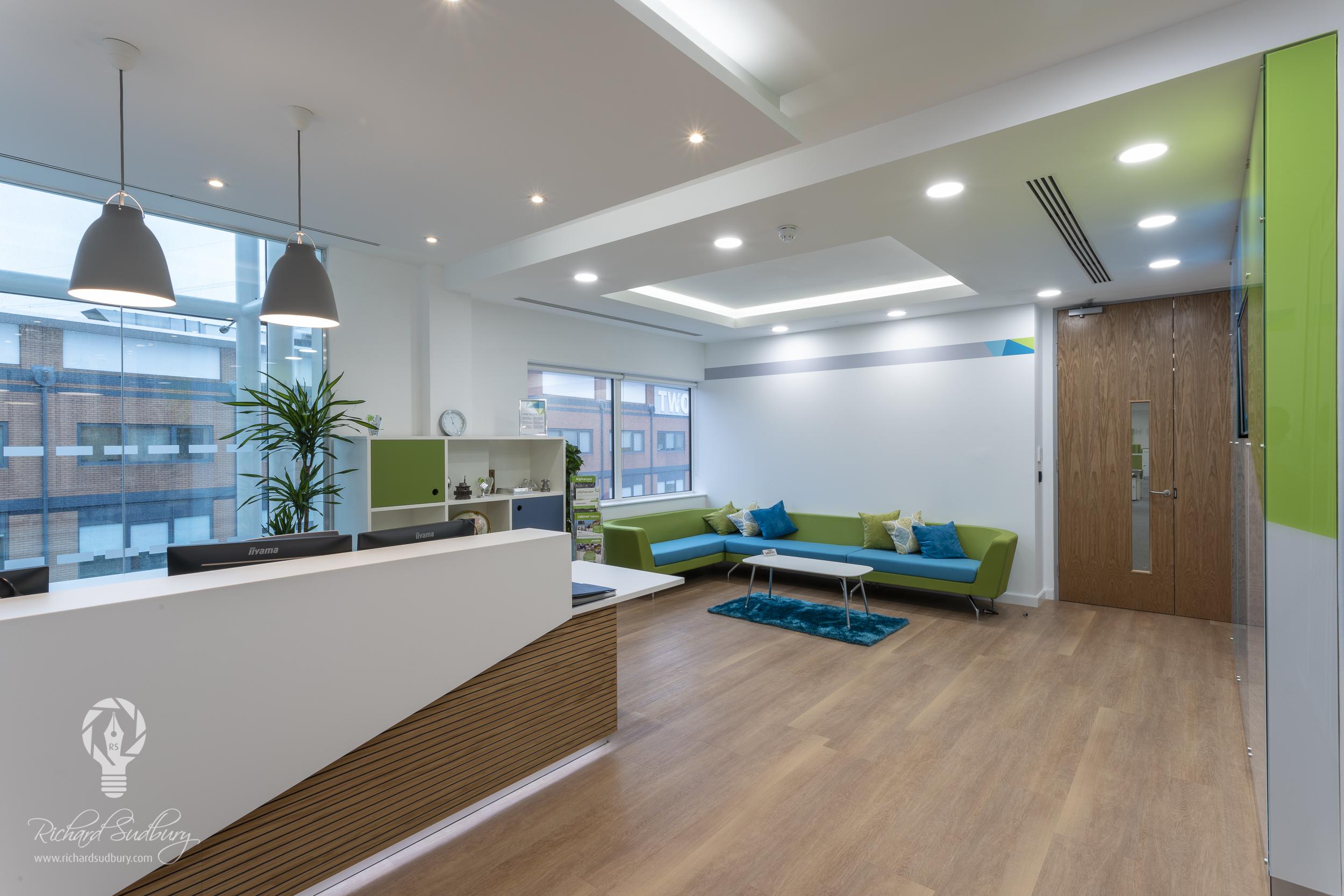 Hexagon Office