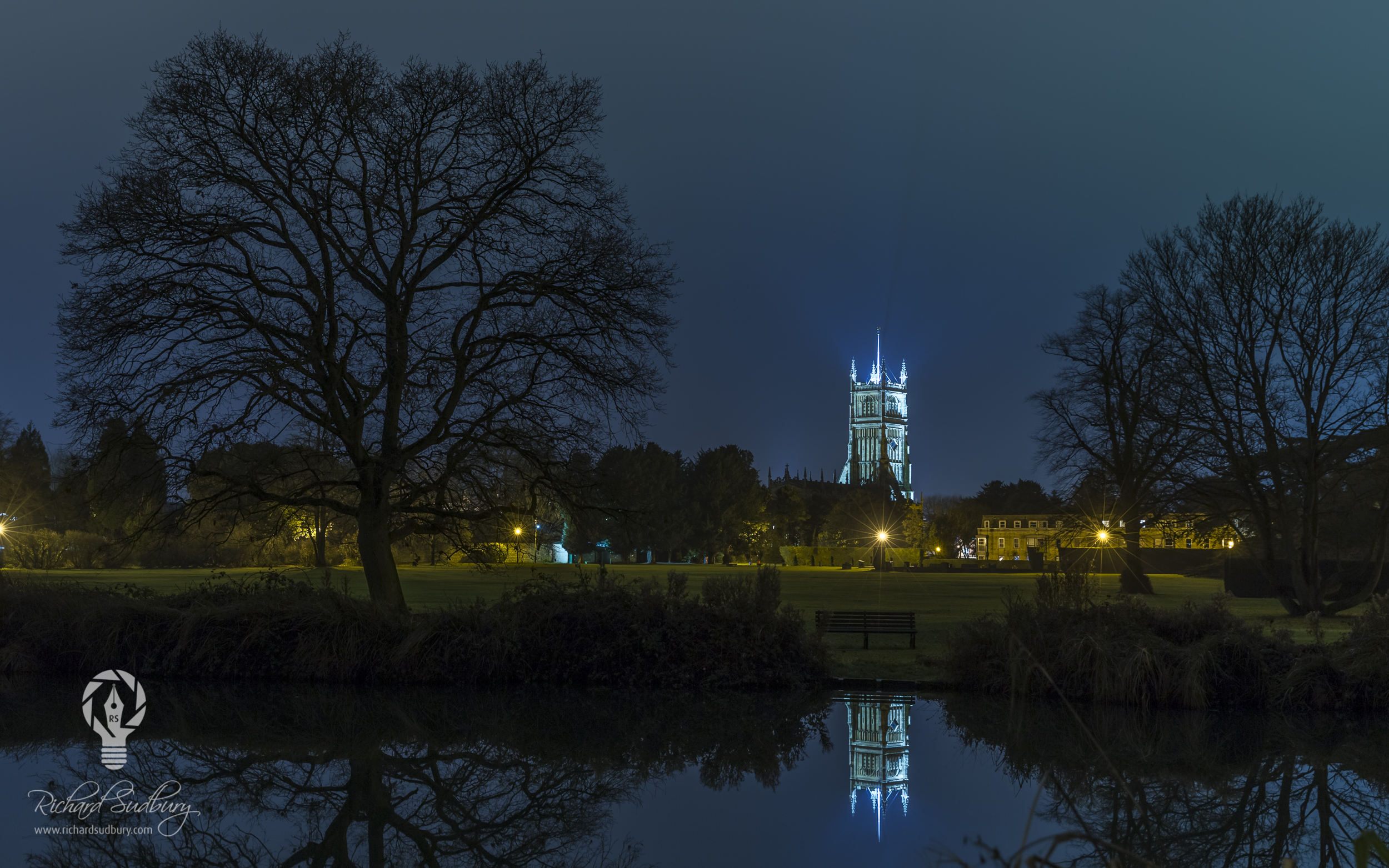 Abbey Grounds Reflection