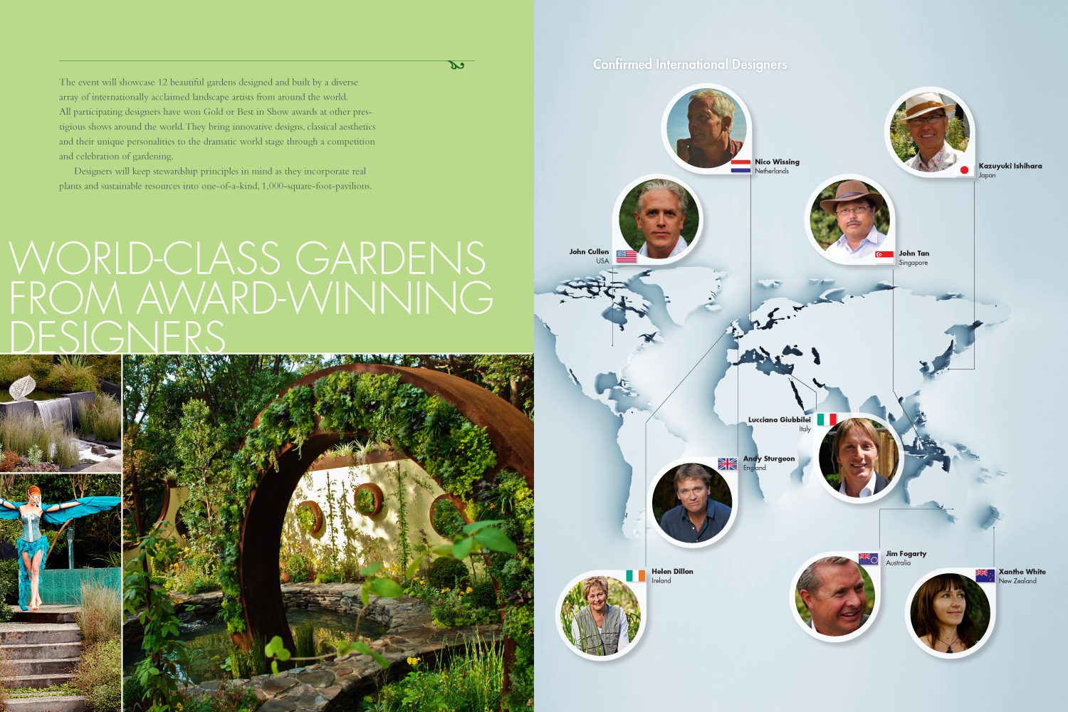 World Cup of Gardening Tour